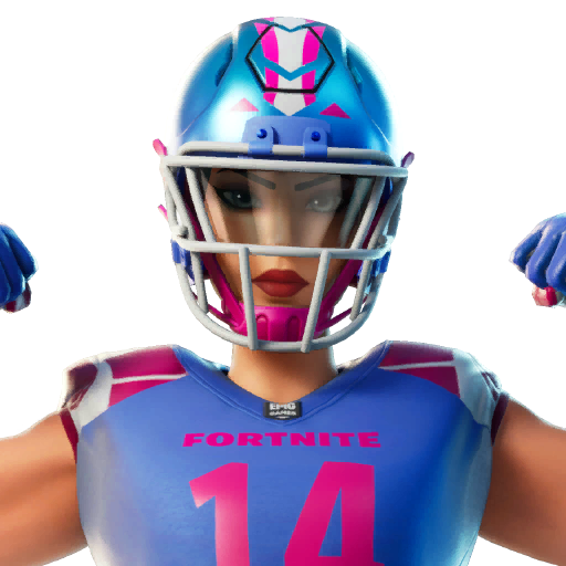Fortnite Formation Fighter outfit
