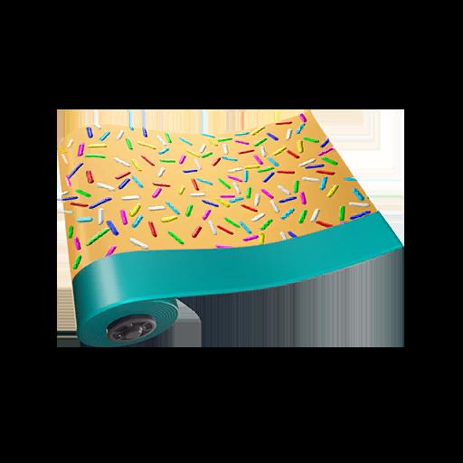 Fortnite Sprinkles wrap