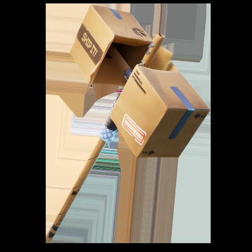 Fortnite Box Basher pickaxe