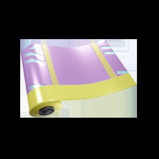 Fortnite Pastel Print wrap