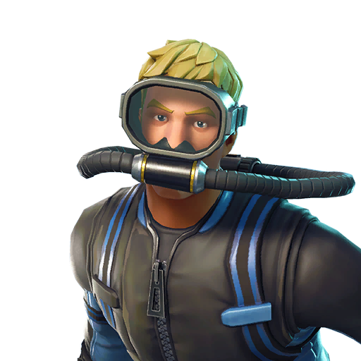 Fortnite Wreck Raider outfit