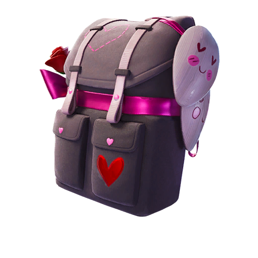 Fortnite Pinkie's Pink Pack backpack