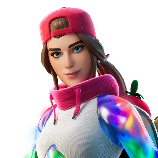 Fortnite Loserfruit outfit