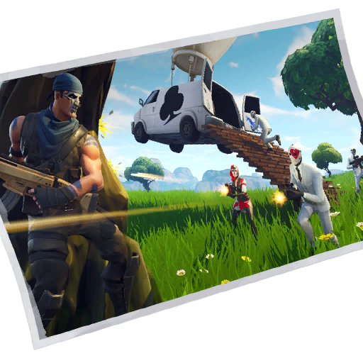 Fortnite The Getaway loadingscreen