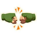 Fortnite Teamwork emoji