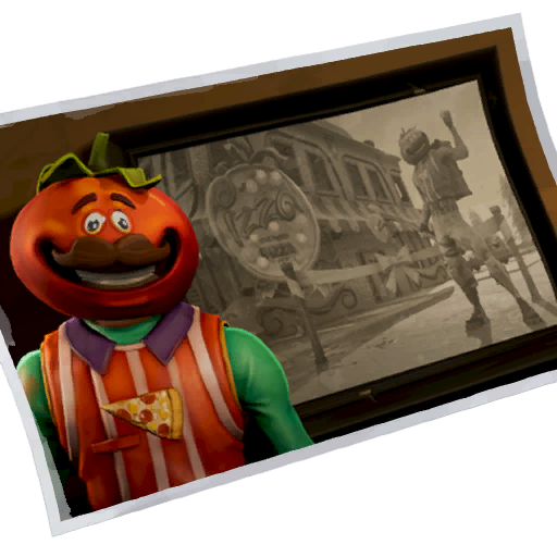 Fortnite Tomatohead loadingscreen