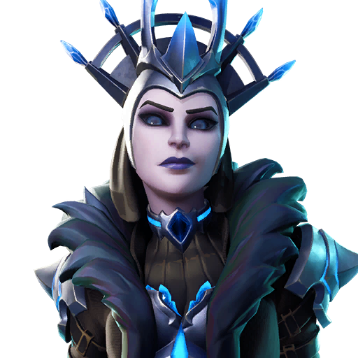 Fortnite The Ice Queen outfit