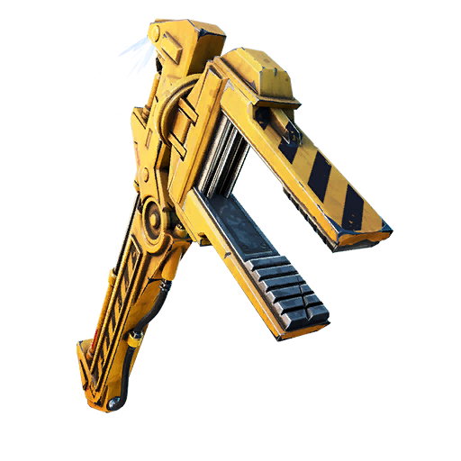 Fortnite P-5000 Power Loader Arm pickaxe