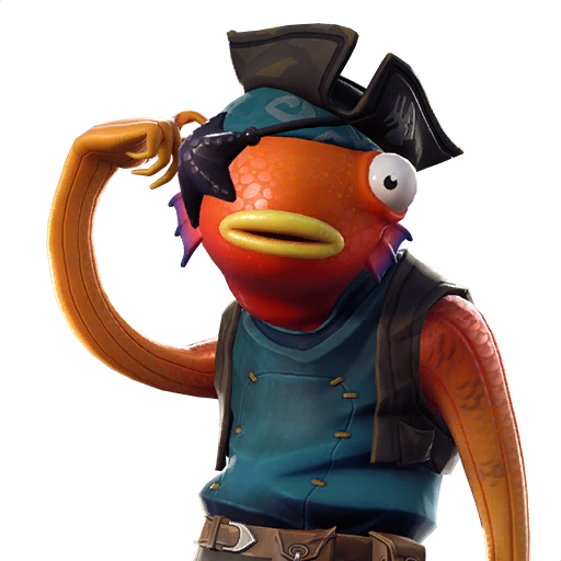 Fortnite Fishstick Skin Characters Costumes Skins Outfits Nite Site