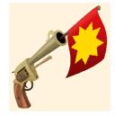 Fortnite Bang! emoji