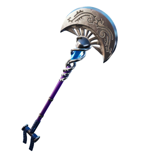 Fortnite Crescent Shroom Pickaxe Skin