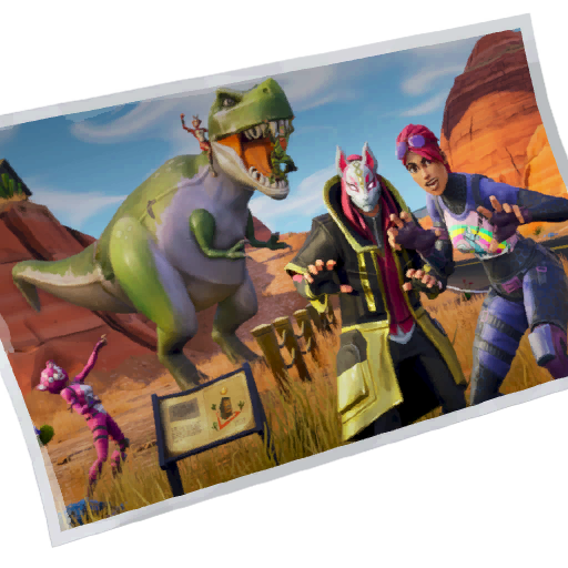 Fortnite Blast From The Past loadingscreen