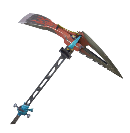 Fortnite Sawtooth pickaxe