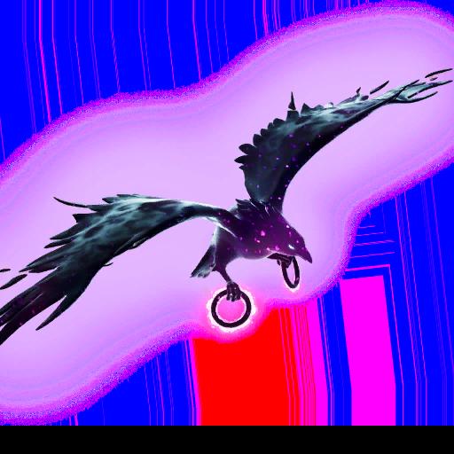 Fortnite Soaring Soul-Self Glider Skin