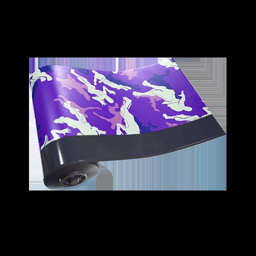 Fortnite Emote Camo wrap