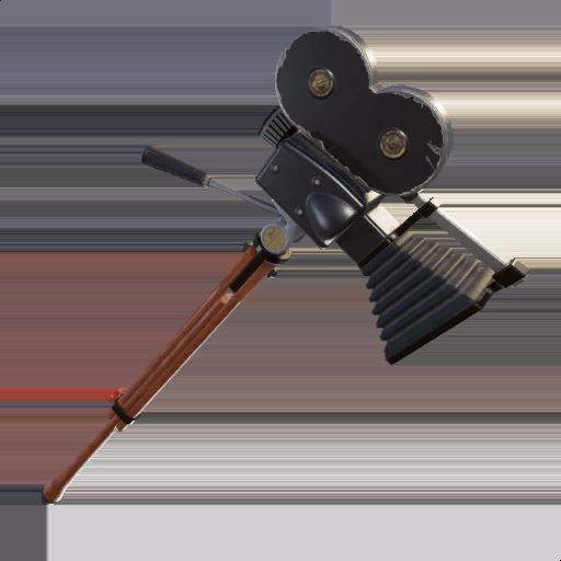 Fortnite Director's Cut pickaxe