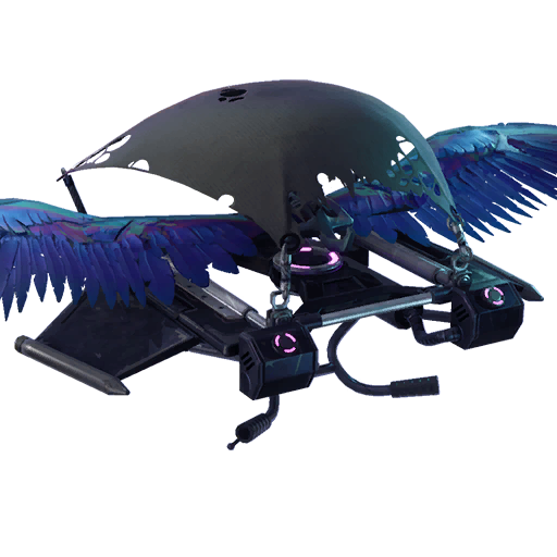Fortnite Feathered Flyer glider
