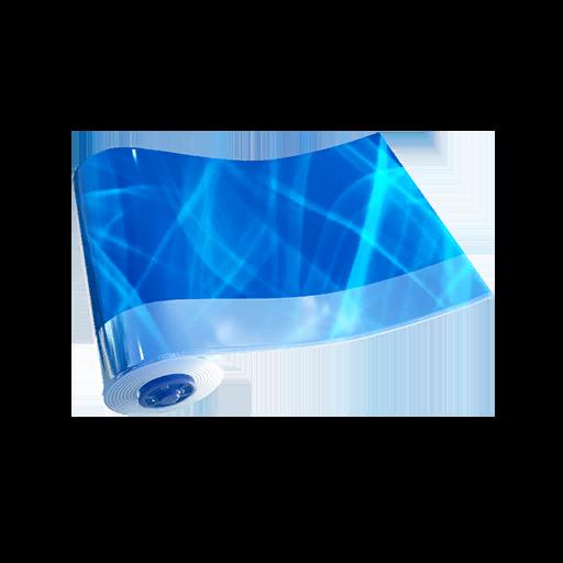 Fortnite Radiant Blue wrap