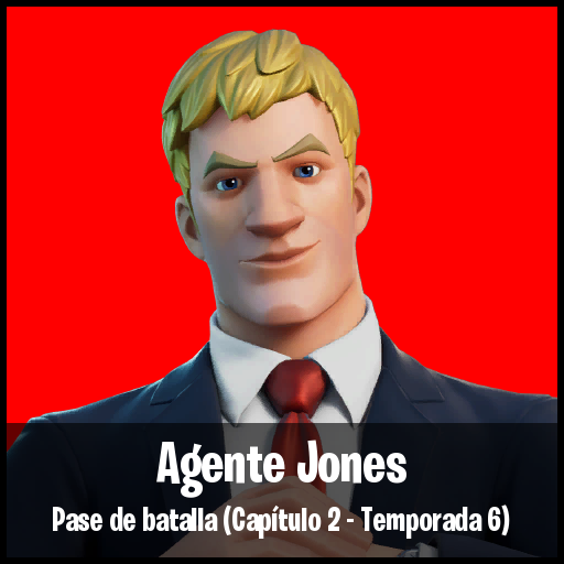 Agente Jones