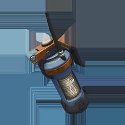 Enemy Bot Grenade