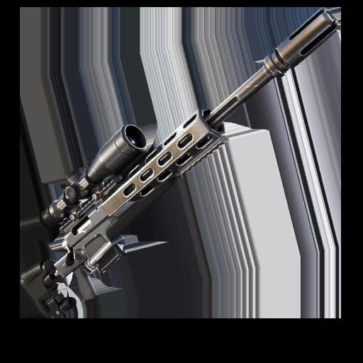 Bolt-Action Sniper Rifle