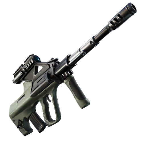 Ocean's Burst Assault Rifle