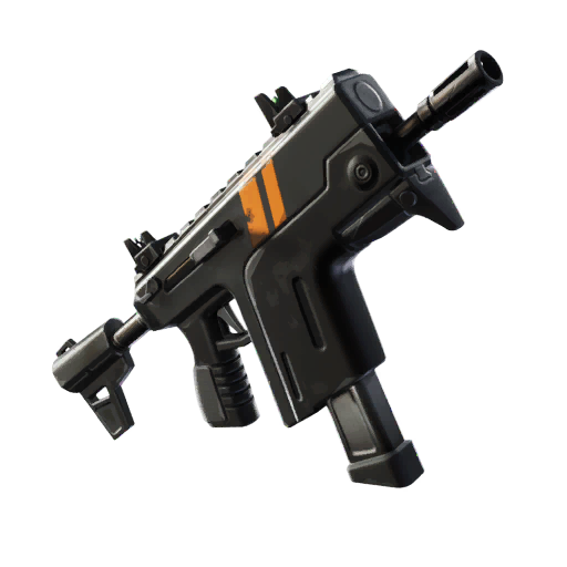 Rapid Fire SMG