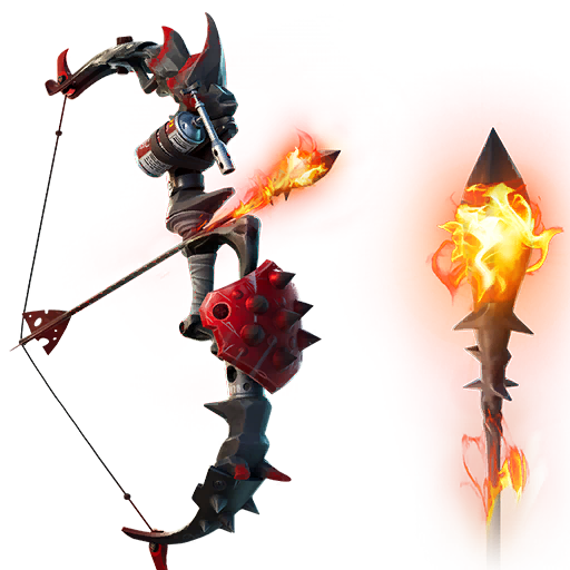 Primal Flame Bow