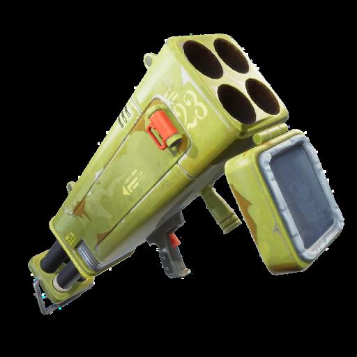 Quad Launcher