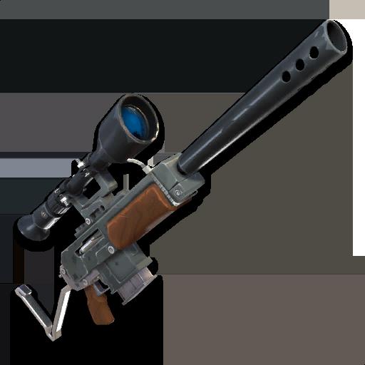 Semi-Auto Sniper Rifle