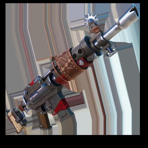 Makeshift Rifle