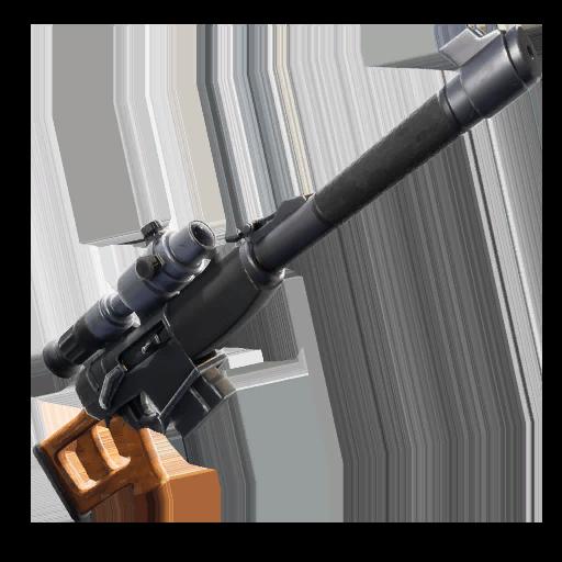 Automatic Sniper Rifle