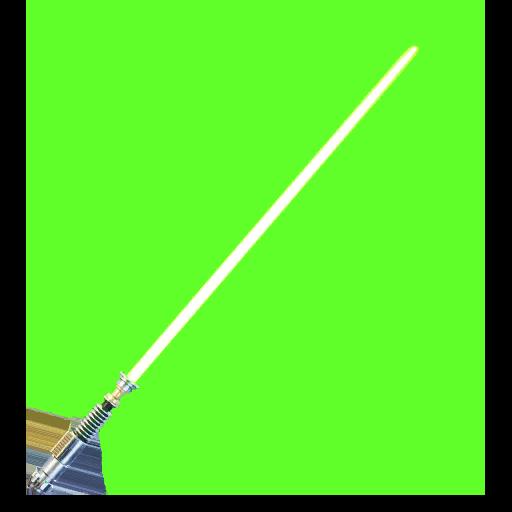 Luke's Lightsaber