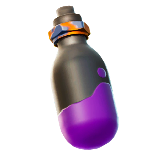 Purple Paint Grenade