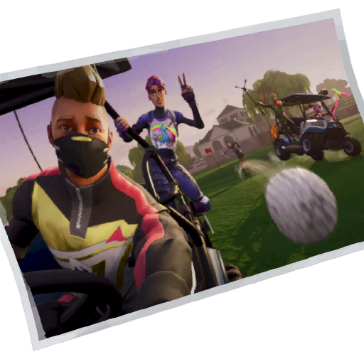 Fortnite Fairway Fun loadingscreen