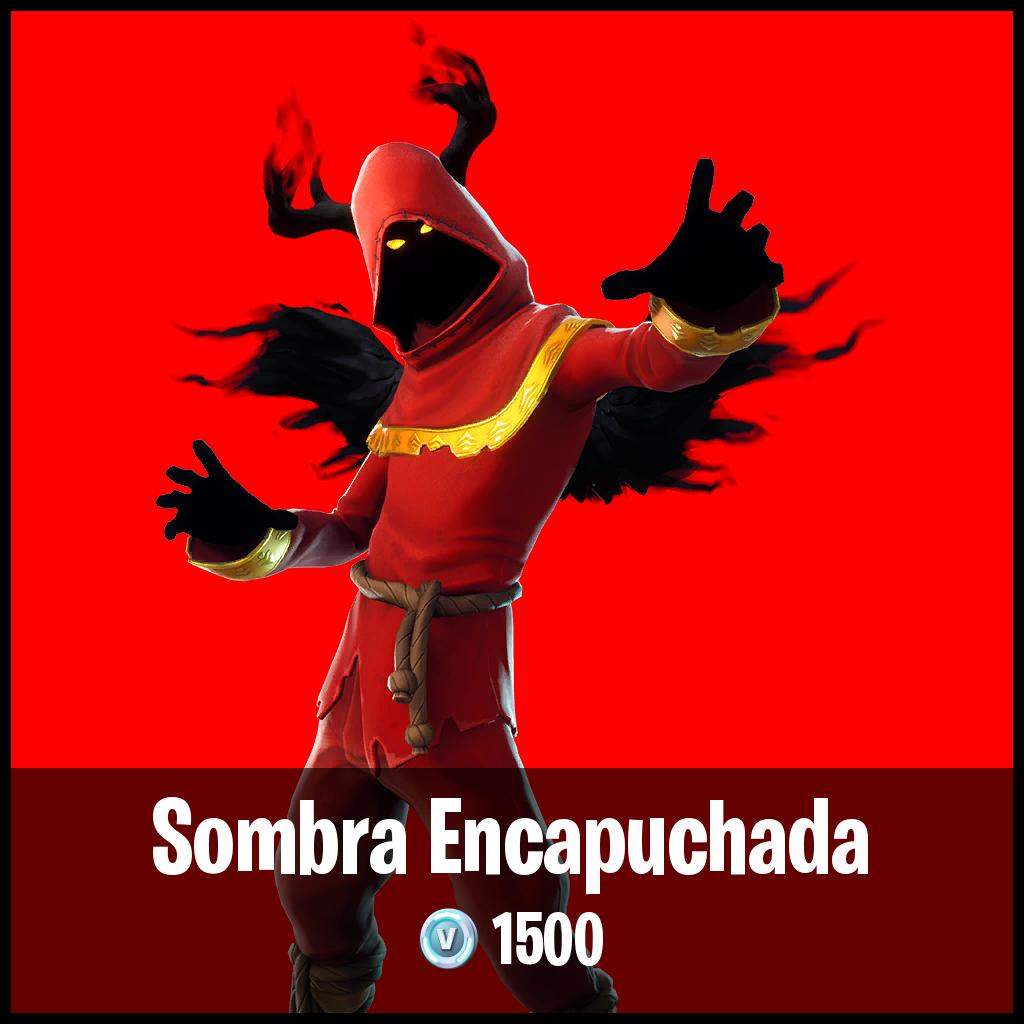 Sombra Encapuchada