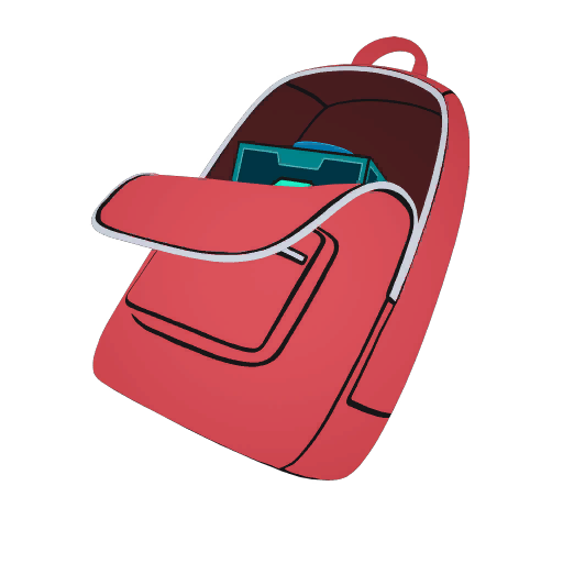 Morty's Backpack