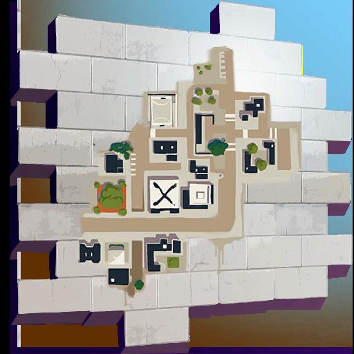 Fortnite Tilted Map spray