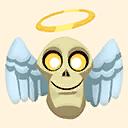 Fortnite Angel emoji