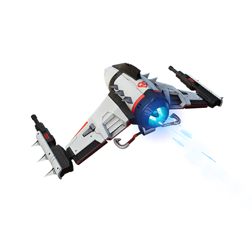 Fortnite Spikey Jet glider