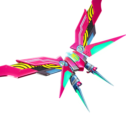 Fortnite Metalmark glider