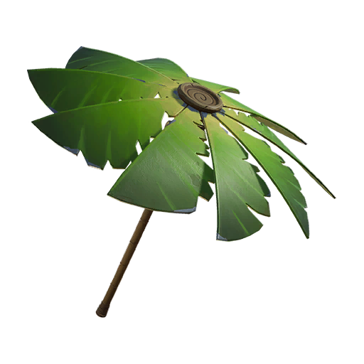 Fortnite Palm Leaf glider
