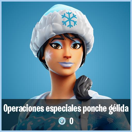 Operaciones especiales ponche gélida
