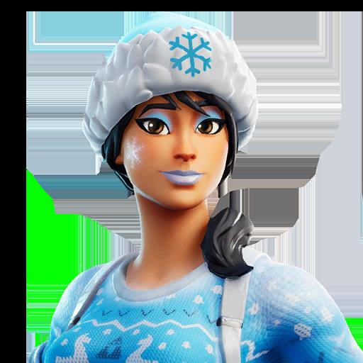 Fortnite Frozen Nog Ops outfit