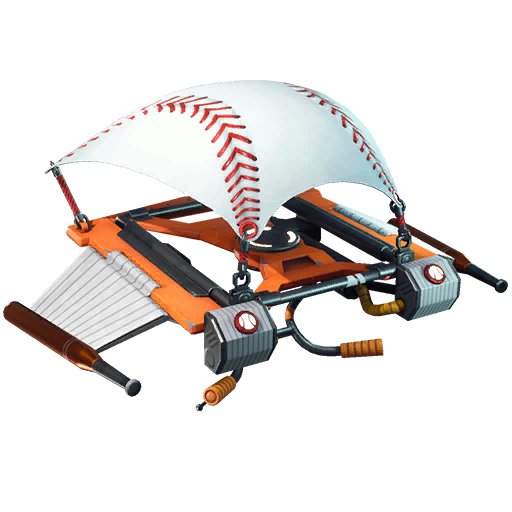 Fortnite Home Run glider