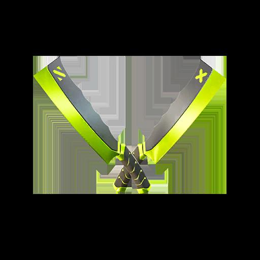 Fortnite Block Blades pickaxe
