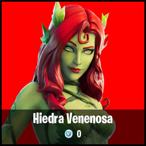 Hiedra Venenosa