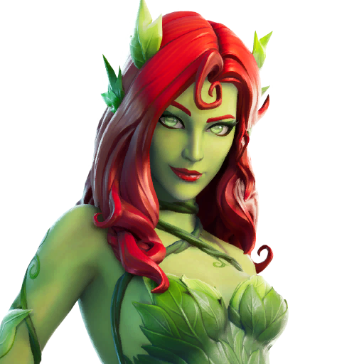 Fortnite Poison Ivy outfit