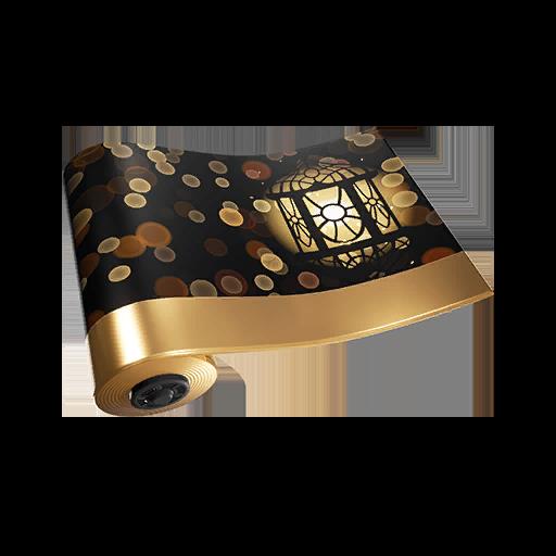 Fortnite Lantern Glow wrap