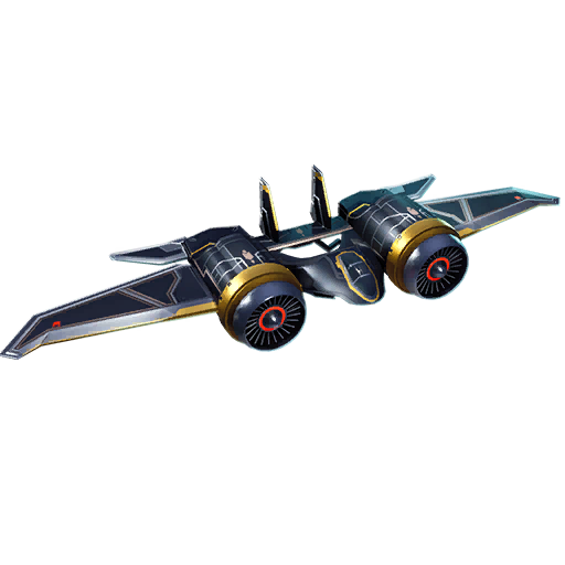 Fortnite Disruptor glider
